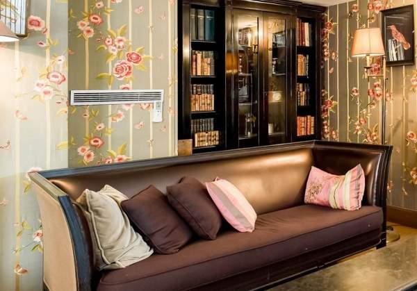 salon 5Hotel du Romancier Paris