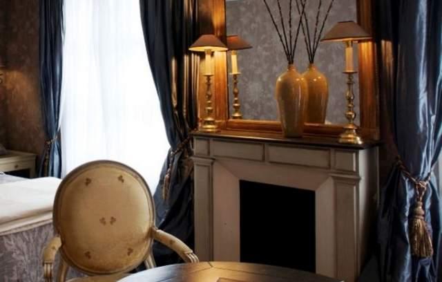 chambreHotel du Romancier